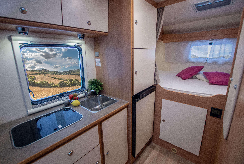 Ahorn Camp ECO 680 Küche